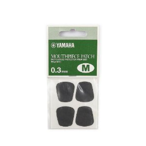Protetor Adesivo Yamaha de Borracha para Boquilhas (Mouthpiece Patch)