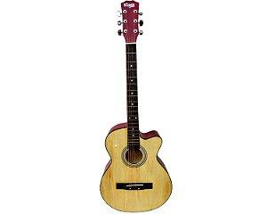 Violão Aço Acústico Klass Guitar KVN7 NT Natural