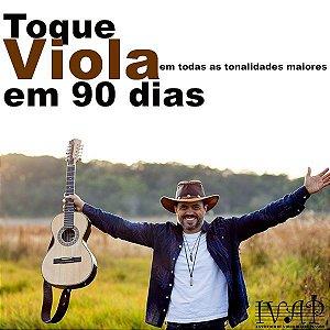 Curso de Viola Caipira - Desafio dos 90 dias Almir Pessoa Violeiro