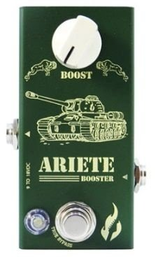 Pedal Fire Custom Ariete Booster Volume Até 30db