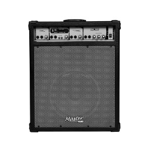 Caixa Amplificada Multiuso Master Mu360 Com 90w