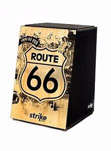 Cajon Acustico Fsa Strike Series Route 66