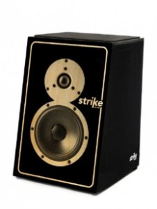 Cajon Acústico Fsa Sound Box Strike Series Sk4011