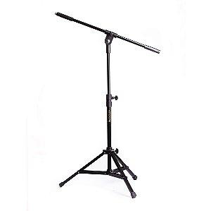 Pedestal Mini Girafa p Microfone Torelli HPM54 Pés Dobráveis