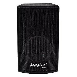 Caixa Acústica Passiva Portatil Master Audio 50w Wa-100