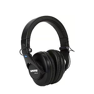 Fone de ouvido circumaural profissional para estudio com fio - SRH440 - Shure