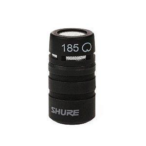 Microfone condensador de lapela sem fio - WL185 - Shure