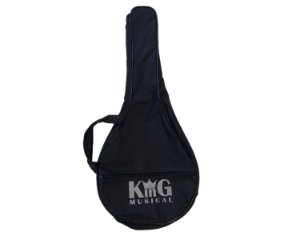 Capa para Banjo Simples KING MUSICAL