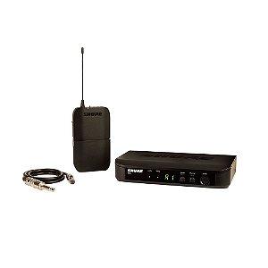 Sistema de Microfone sem fio com headset e bodypack - BLX14BR/P31-M15 - Shure