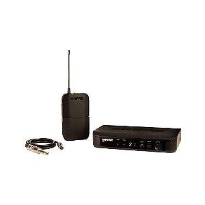 Sistema de Microfone sem fio para instrumentos - BLX14BR-M15 - Shure