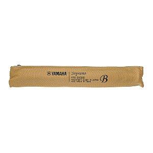 Flauta Yamaha Soprano Barroca YRS302BIII