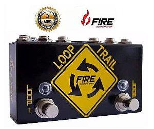 Pedal Fire Custom Loop Trail Dual Looper