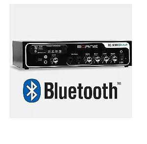 Potência Som Ambiente Borne Rc5000 Com Bluetooth 40w Rms