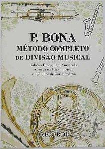 Bona Método De Ensino Completo De Divisão Musical