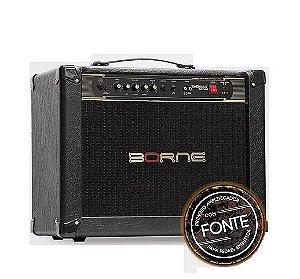 Amplificador Borne Para Guitarra Vorax 12100 100w