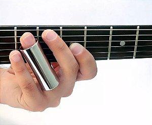 Slide Tubo Para Guitarra Violão Paganini Cromado 20mm Psg220