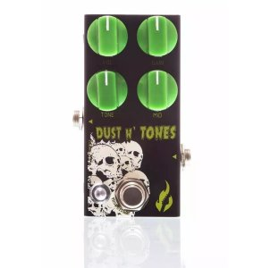Pedal Fire Dust And Tones Distortion Overdrive De Alto Drive