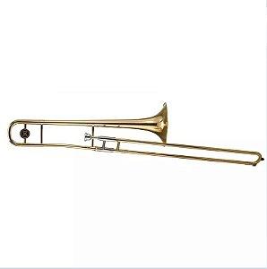 Trombone de Vara Laqueado Michael Em Sí Bemol WTBM35 Case