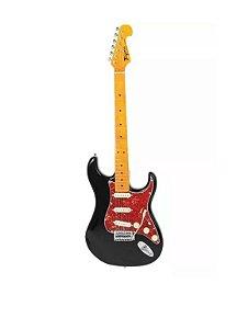 Guitarra Elétrica Tagima Woodstock Vintage TG530 Preto BK