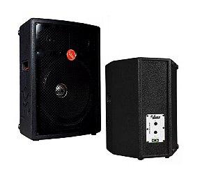 Kit Caixa Ativa + Passiva Leacs Fit320 350W RMS 4 OHMS