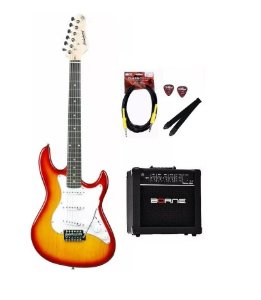Kit Guitarra Strinberg CS Egs216 + Caixa G30 Cabo P10