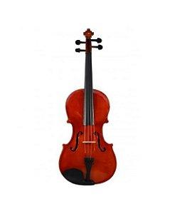 Viola de Arco Clássica 4/4 Natural Jahnke Verniz Com Case