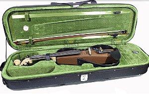 Violino Vazado Elétrico Ativo Marquês Natural VIN-126