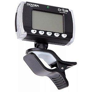 Afinador Digital Cromático Com Metronômo Donner DR96B