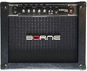 """Amplificador Para Guitarra Borne Vorax 840 40W RMS 8"""""""