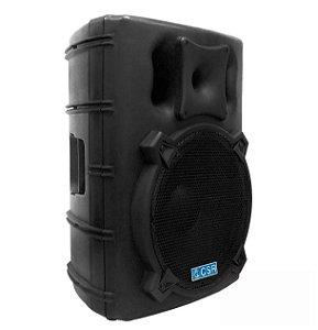 """Caixa de Som Ativa CSR 4000A Usb Bluetooth SD 15"""" 300W RMS"""