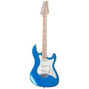 Guitarra Elétrica Strinberg Stratocaster STS-100 Azul MBL