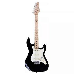 Guitarra Elétrica Stratocaster Strinberg ST-100 BK Preto