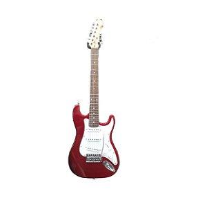 Guitarra Stratocaster Phoenix Juvenil 3/4 Ist1-mdr Vermelho