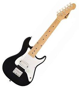 Guitarra Stratocaster Phoenix Juvenil 3/4 Ist1-bk Preto