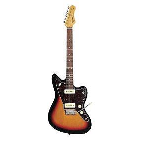 Guitarra Jazzmaster Elétrica Tagima Woodstock TW-61 Sunburst