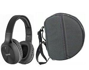 Fone de Ouvido Head Edifier W800 Bluetooth BK Capa Simples