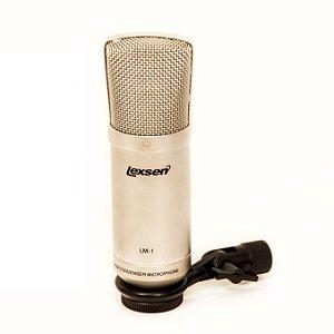 Microfone Condensador Cardioide Lexsen LM-1