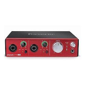 Interface de Audio Focusrite CLARETT 2PRE USB
