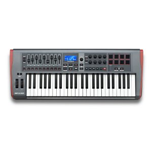 Teclado Controlador Novation Impulse 49 Usb Midi