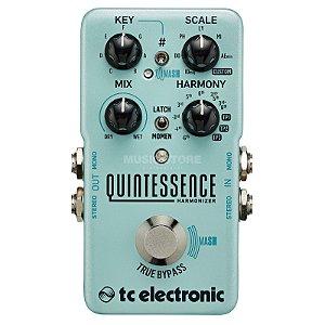 Pedal TC Electronic Quintessence Harmonizer