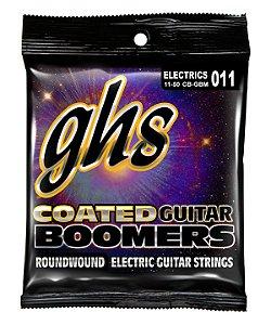 Encordoamento para Guitarra 6 Cordas GHS CB-GBM (0.11)