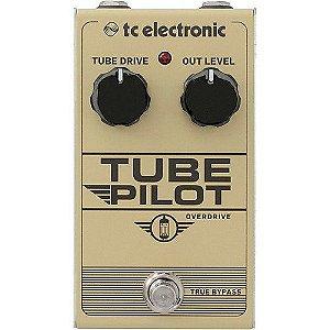 Pedal TC Electronic Tube Pilot Overdrive