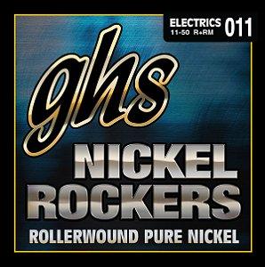 Encordoamento para Guitarra 6 Cordas GHS R+RM (0.11)