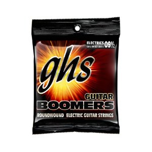 Encordoamento para Guitarra 6 Cordas GHS GB9 1/2 (0.09 ½)