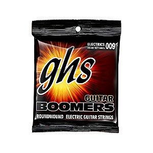 Encordoamento para Guitarra 6 Cordas GHS GBCL (0.09)