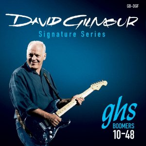 Encordoamento para Guitarra 6 Cordas GHS GB-DGF (0.10)