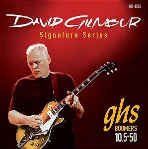 Encordoamento para Guitarra 6 Cordas GHS GB-DGG (10.5)