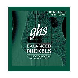 Encordoamento para Baixo 5 Cordas GHS 5L-NB (0.40)