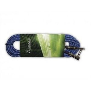 Cabo Para Guitarra Violão P10 Benson GC056B 10 Metros Azul