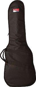 Bag para Mini Violão Acústico Preto Gator GBE Luxo